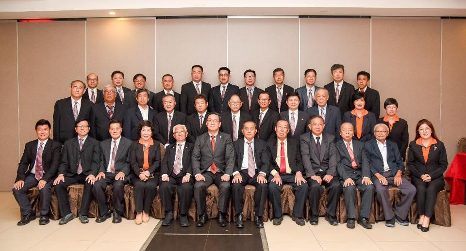 第25届(2018-2021)理事会职员表