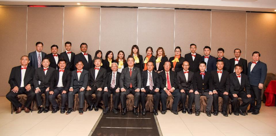 第17届(2018-2021)青年团职员表